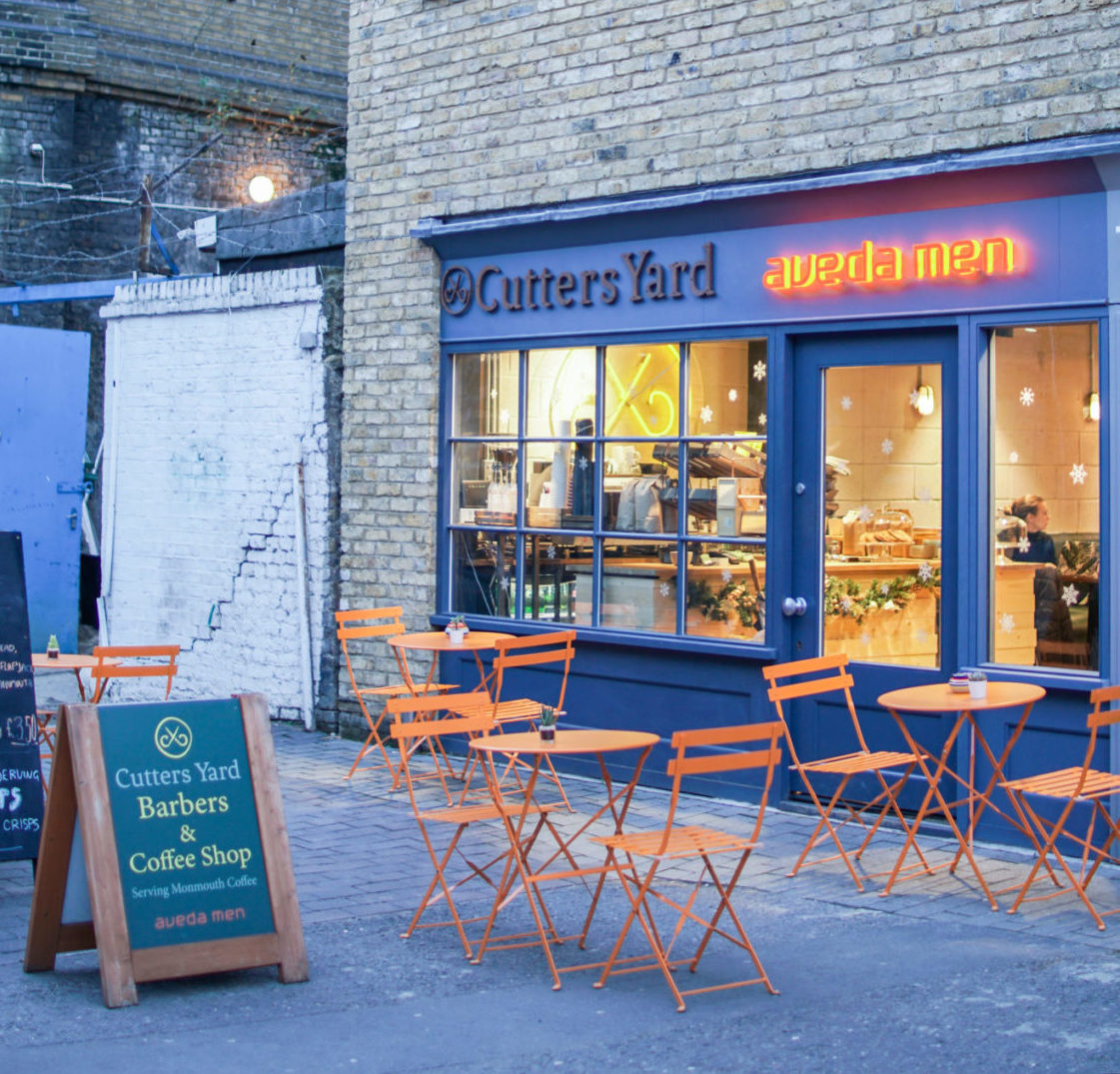 Cutters Yard Southwark Location
