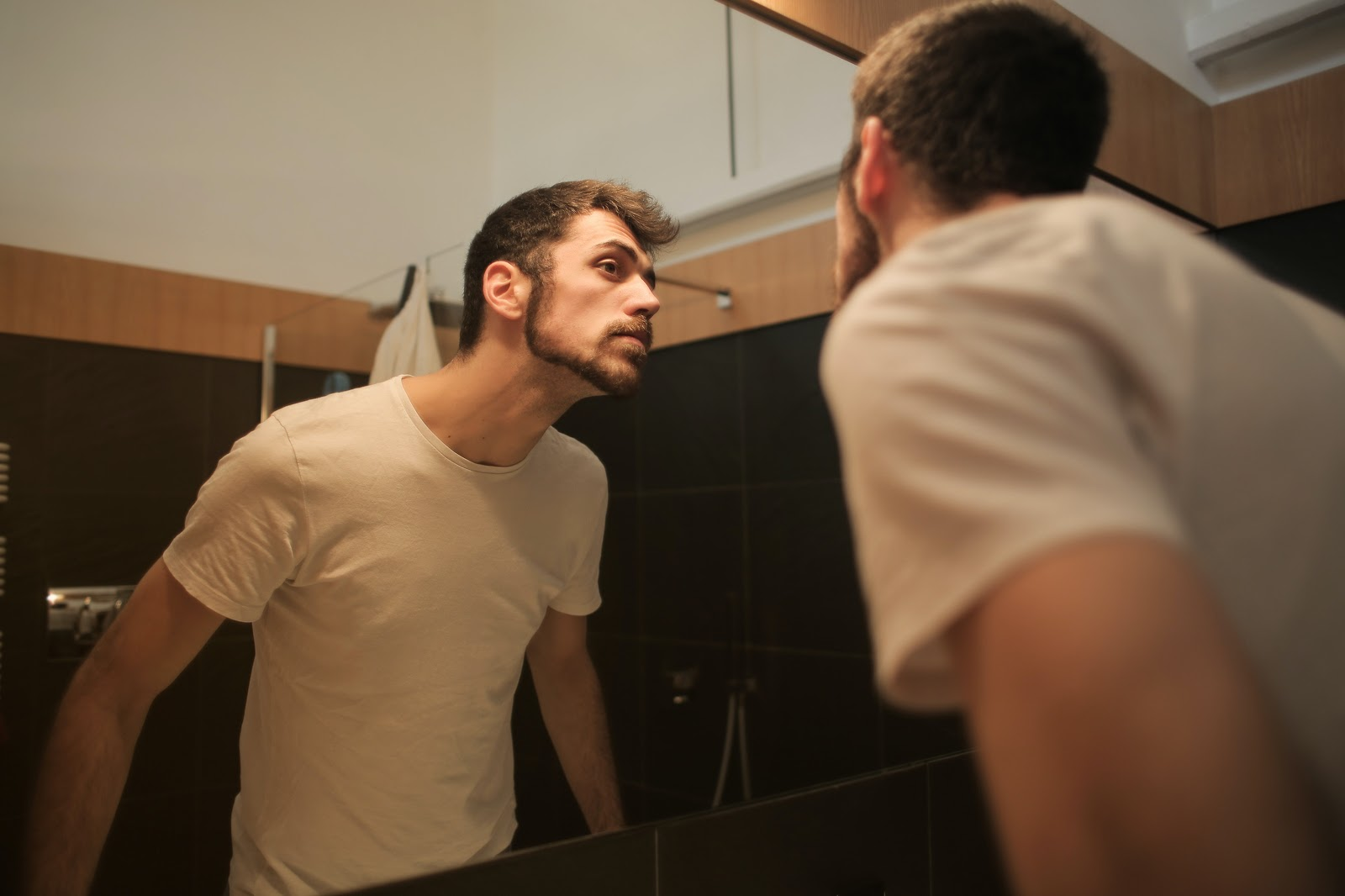 Dry Skin Tips for Men